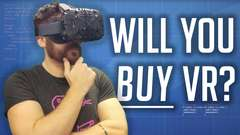 WILL YOU BUY Oculus Rift? - #52