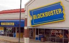 Blockbuster Filed Bankruptcy