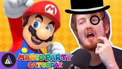 WHAT SAY THAT?? - Mario Party Saturday Exhibition