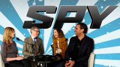 Paul Feig, Rose Byrne, and Bobby Cannavale Talk Spy