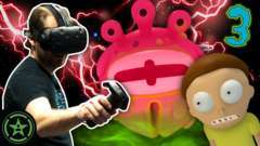 VR the Champions: Rick and Morty