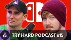 Nintendo Switch Expectations & Classic Hollywood Faces - Try Hard Podcast #15