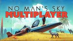 No Man's Sky SURPRISE MULTIPLAYER