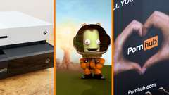 Xbox Bashes Exclusive DLC + Kerbel Space Review Bomb + AI Watching Porn