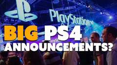 Big PS4 Announcements Coming