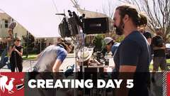 "Featurette: ""Creating Day 5"""