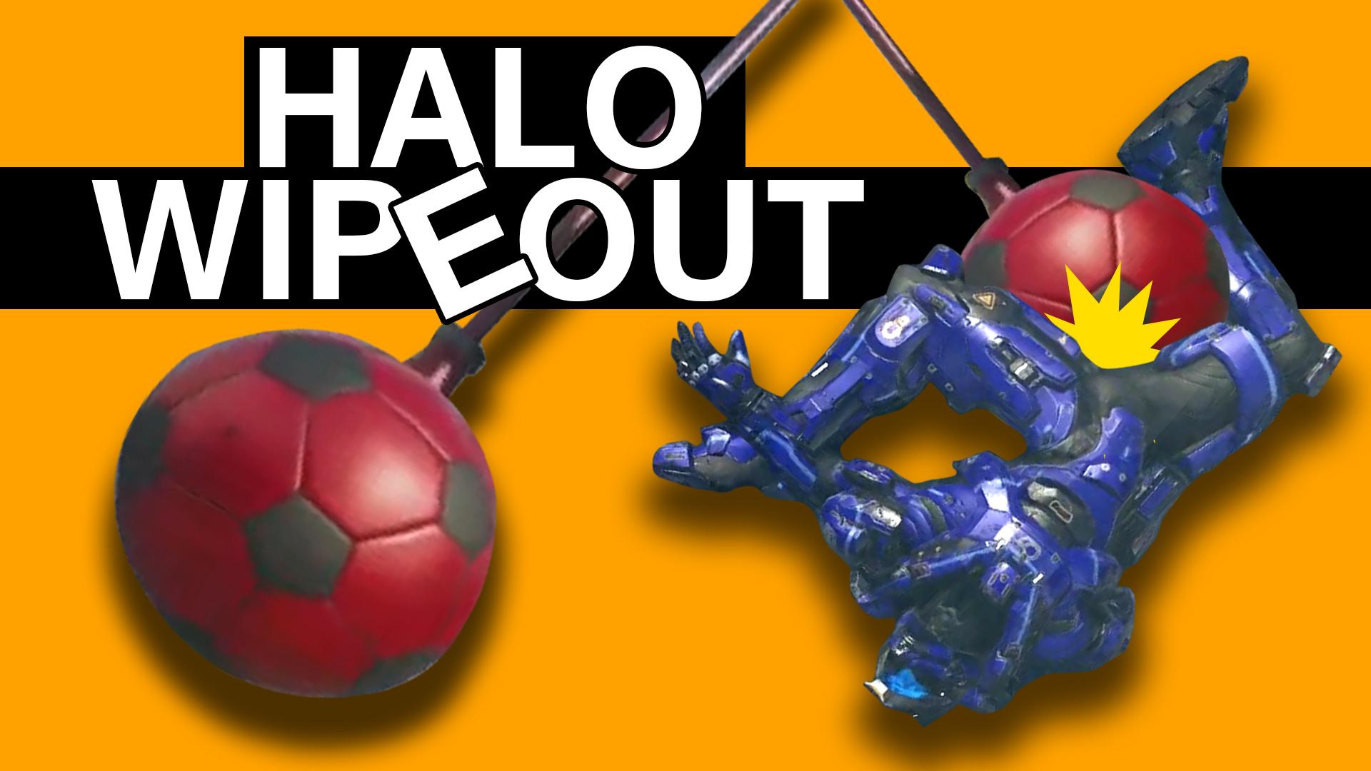 Wipeout Students Revenge Halo Wipeout V