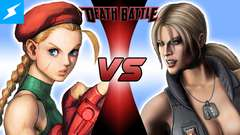 Cammy VS Sonya