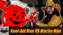 Kool-Aid Man VS Macho Man