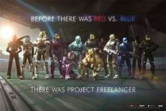 Halo Reach Freelacers