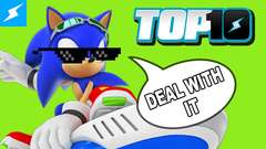 Top 10 Reasons Sonic is Cooler Than You