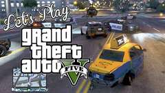 GTA V - Crazy Taxi Alternate Takes