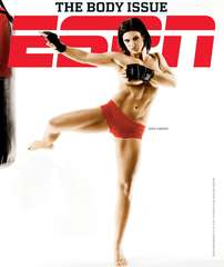 ESPN The Body Issue (slightly NSFW)