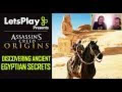 Assassin's Creed Origins - Let's Play Presents