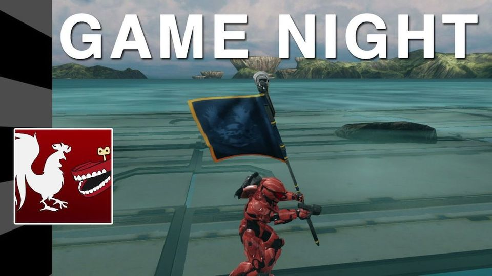 Game Night: CTF Pirates