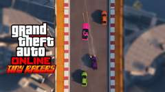 SIZE MATTERS - GTA 5 Tiny Racers Gameplay