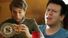 Phil DeFranco in Screaming Food
