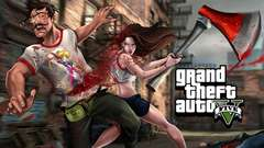 DEATH TO HIPSTERS - GTA 5 Gameplay