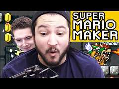 HAND SWEAT INSECURITIES - SUPER MARIO MAKER