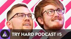 Pyramid Schemes, Crappy Doctors & XXX - Try Hard Podcast #5