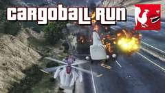 GTA V - Cargoball Run
