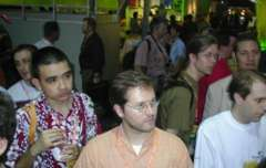 RT Guys at E3 2001