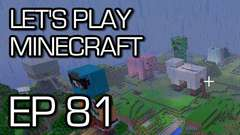 Minecraft - Episode 81 - Geoff's House Part 1