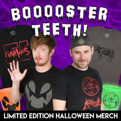 New Halloween Merch in the RT Store!