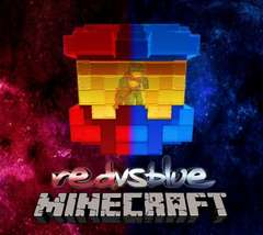 Red Vs Blue Minecraft Edition