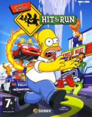 The Simpsons Hit and Run on PlayStation 2 and Xbox