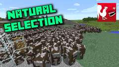 Minecraft - Natural Selection