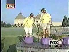 Grape Stomp Fail