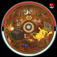 Pokemon in the Pokeball