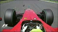 F1 Massa Crash