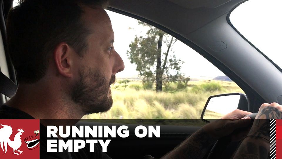 Running on Empty – #36