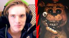 Pewdiepie VS Five Nights at Freddy's: Doing What YOU Want? - #27