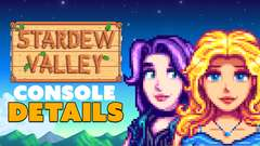 Stardew Valley for Nintendo Switch, Xbox One, PS4