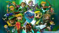 Legend of Zelda Games