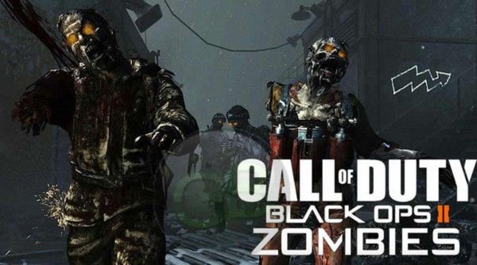 Запуск Зомби В Black Ops На Пиратке