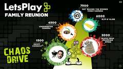 Let's Play Reunion Chaos Drive Goals