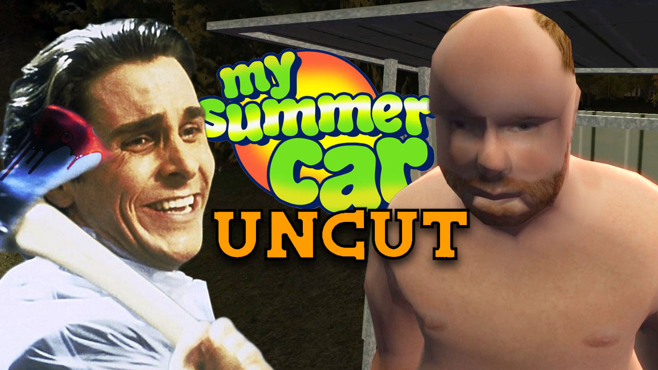 my summer car how to start