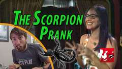 The Scorpion Prank