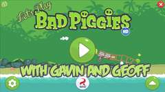 Bad Piggies - With Geoff and Gav