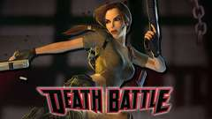 Lara Croft Raids DEATH BATTLE!