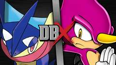 Greninja VS Espio (Pokemon VS Sonic the Hedgehog)
