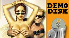 DUKE NUKEM IS A CUCK - Demo Disk Gameplay