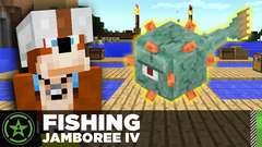 Minecraft - Episode 185 - Fishing Rodeo And Jamboree IV