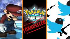 Nintendo Stock Drops + Pokemon Prism Canceled + Twitter Weaponized
