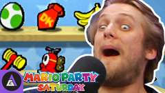 Mario Party Saturday - COLLUSION!!! - Mario Party 3