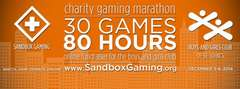 Charity Gaming live stream!